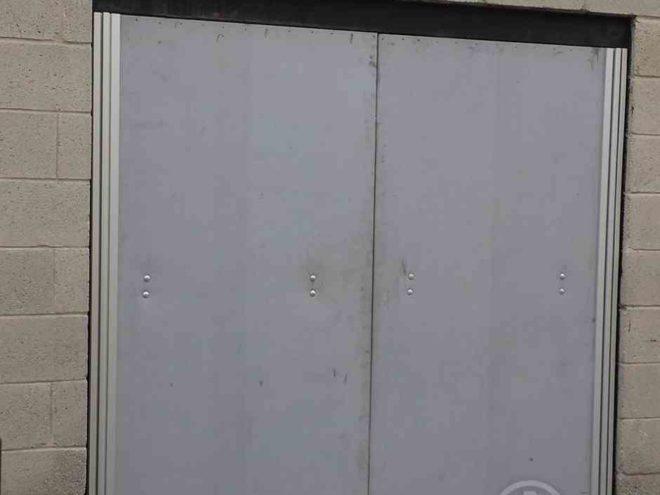 Hollow Metal Fire Rated Emergency Exit Door
