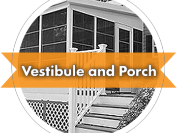 Vestibule and Porch Installation and Repair
