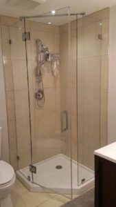 Residential Glass Shower Door Services Markham