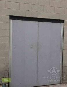 Hallow Metal Door & Frame