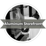 Commercial Aluminum Storefront Windows and Doors, Repair and Replacement