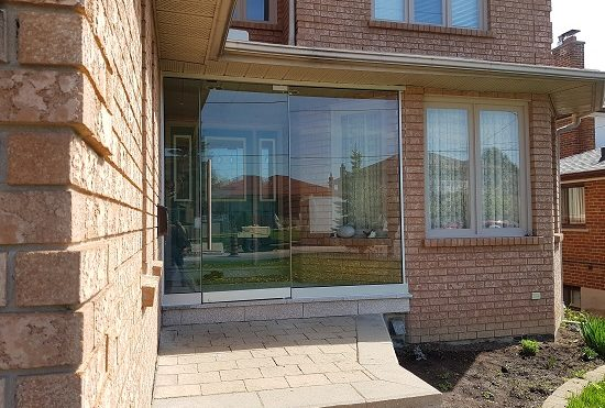 Residential Glass Door Repair Markham Ontario
